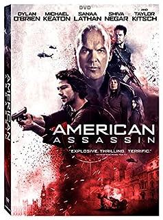 Book Cover: American Assassin