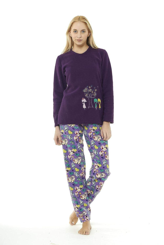 Pijama Mujer Invierno Polar