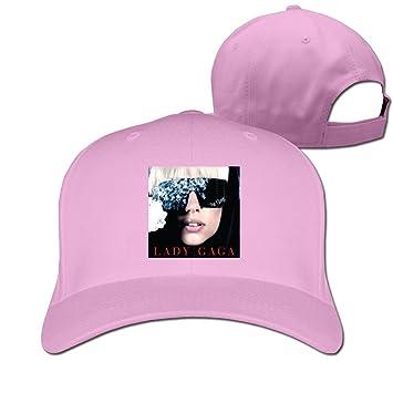 Sport The Fame Lady Gaga Custom Unisex Trucker Adjustable Baseball 9 FIFTY  Snapback Hip Hop Dad 66dc1193b20