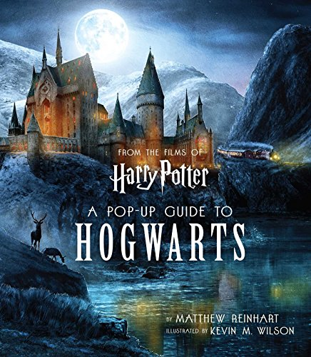 Harry Potter: A Pop-Up Guide to Hogwarts -