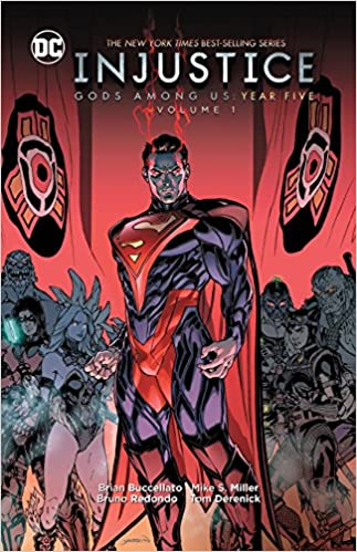 Injustice: Gods Among Us: Year Five Vol. 1 9781401267681 Fantasy, Science Fiction & Horror (Books) at amazon
