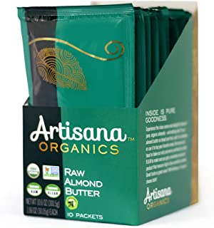 product image for Artisana Organics Non GMO Raw Almond Butter (10 Pack (1.06 oz))