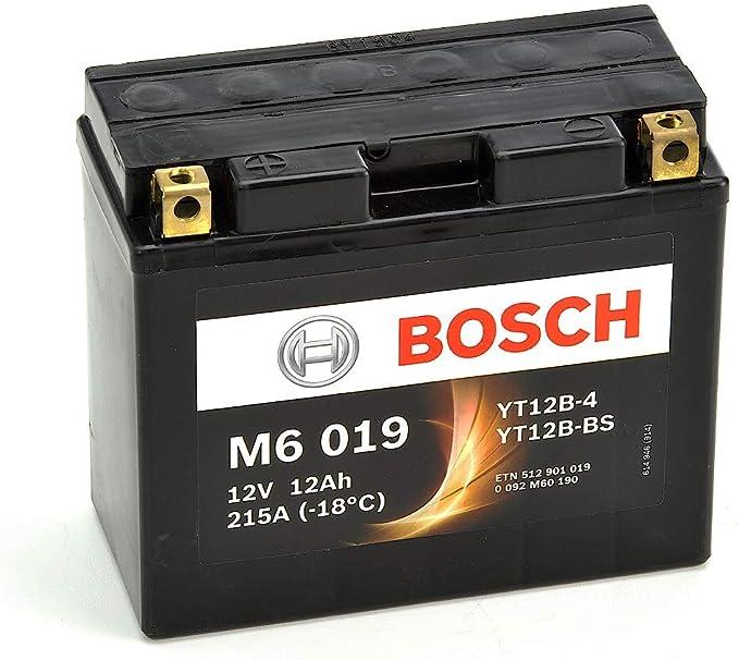 Batterie moto YT12B-4 // YT12B-BS 12V 11Ah s NX Batterie