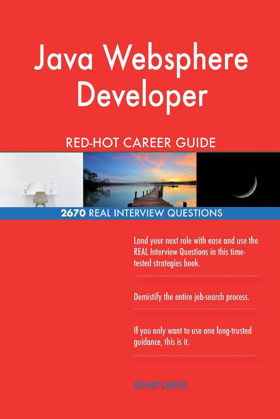 Download Java Websphere Developer RED-HOT Career Guide; 2670 REAL Interview Questions pdf