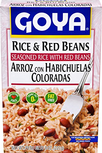 (Goya Foods Rice and Red Beans, 8)