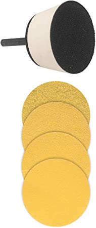 PW13 1 BOWL SANDER DISC REFILL 10PK By Peachtree Woodworking 150 GRIT