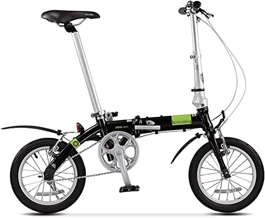 Paseo Bicicleta Bicicleta Portátil Plegable Bicicleta De Montaña ...