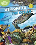 Discovery Welcome to the Ocean: Foldout Sticker-scene Poster & over 100 Stickers!