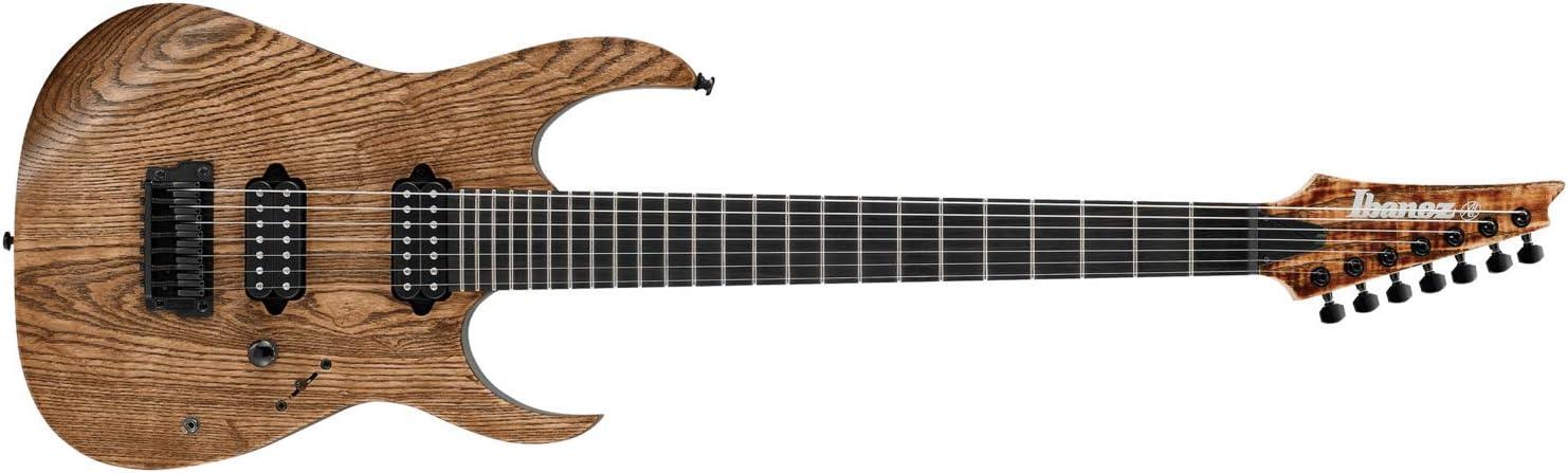Ibanez RG Iron Label RGIXL7-ABL - Cuerdas para guitarra eléctrica (7 unidades), color marrón envejecido