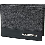 Billabong Men's Dimension Wallet Accessory, -black heather, ONE