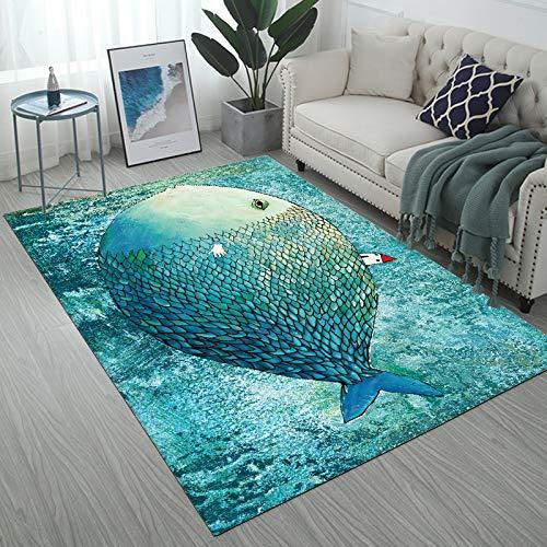 fish area rug - 4