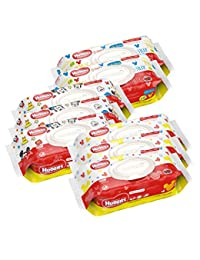 HUGGIES Simply Clean Baby Wipes, Unscented, Soft Pack ,72 Count (Pack of 8) (Packaging May Vary) BOBEBE Online Baby Store From New York to Miami and Los Angeles