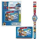 AK Sport 0888045 Paw Patrol Uhr und Geldbörse