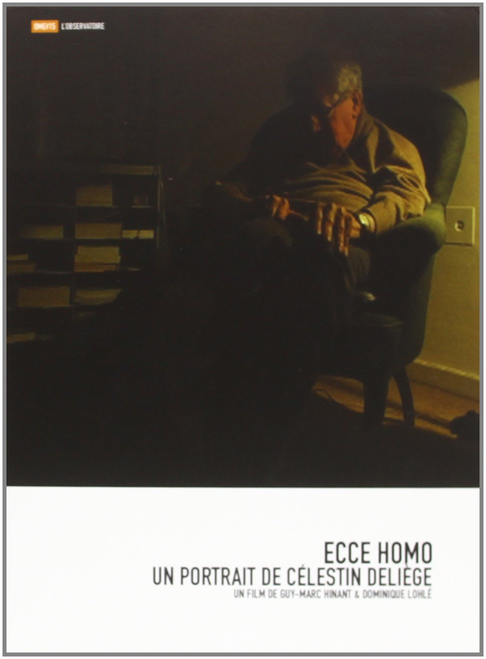 DVD : François Nicolas - Ecce Homo: A Portrait Of Celestin Deliege (DVD)
