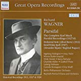 Wagner: The Complete Karl Muck Parsifal Recordings, Orchestral Suite, etc / Muck