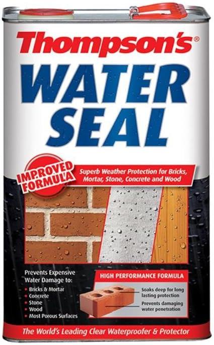 2 x Thompsons Agua Sellador Impermeabilizante y Protector de ...
