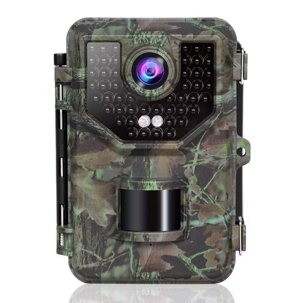 爆売り! MC.PIG トレイルカメラ 16MP 1080 P防水狩猟偵察カム野生生物モニタリング用16メガピクセル解像度モーション活性化ナイトビジョン2.4インチLCD IR LED   B07Q64XTD9, だいだらぼっち bb955dab