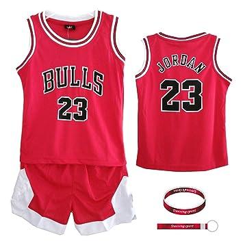 Daoseng Niños Chicos Niña Hombre Adulto NBA # 23 Jersey ...