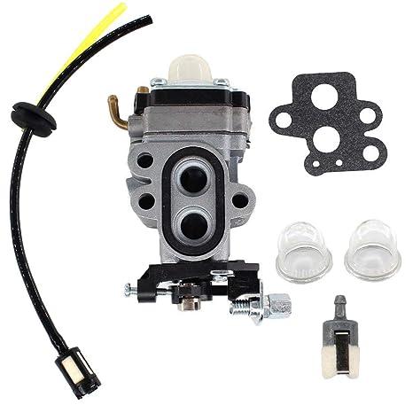 Amazon com: USPEEDA Carburetor for Zooma 22 5cc Stand-up Gas
