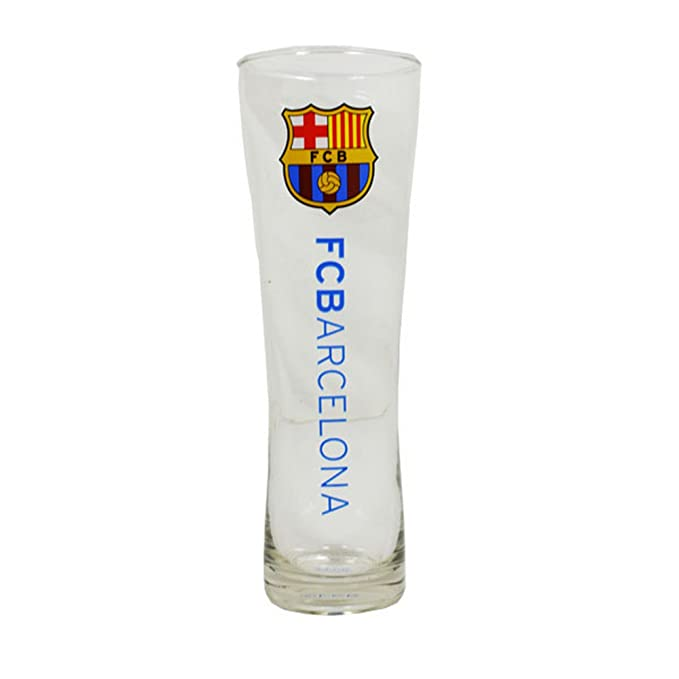 F.C, Barcelona Vaso de Cerveza Alto Oficial