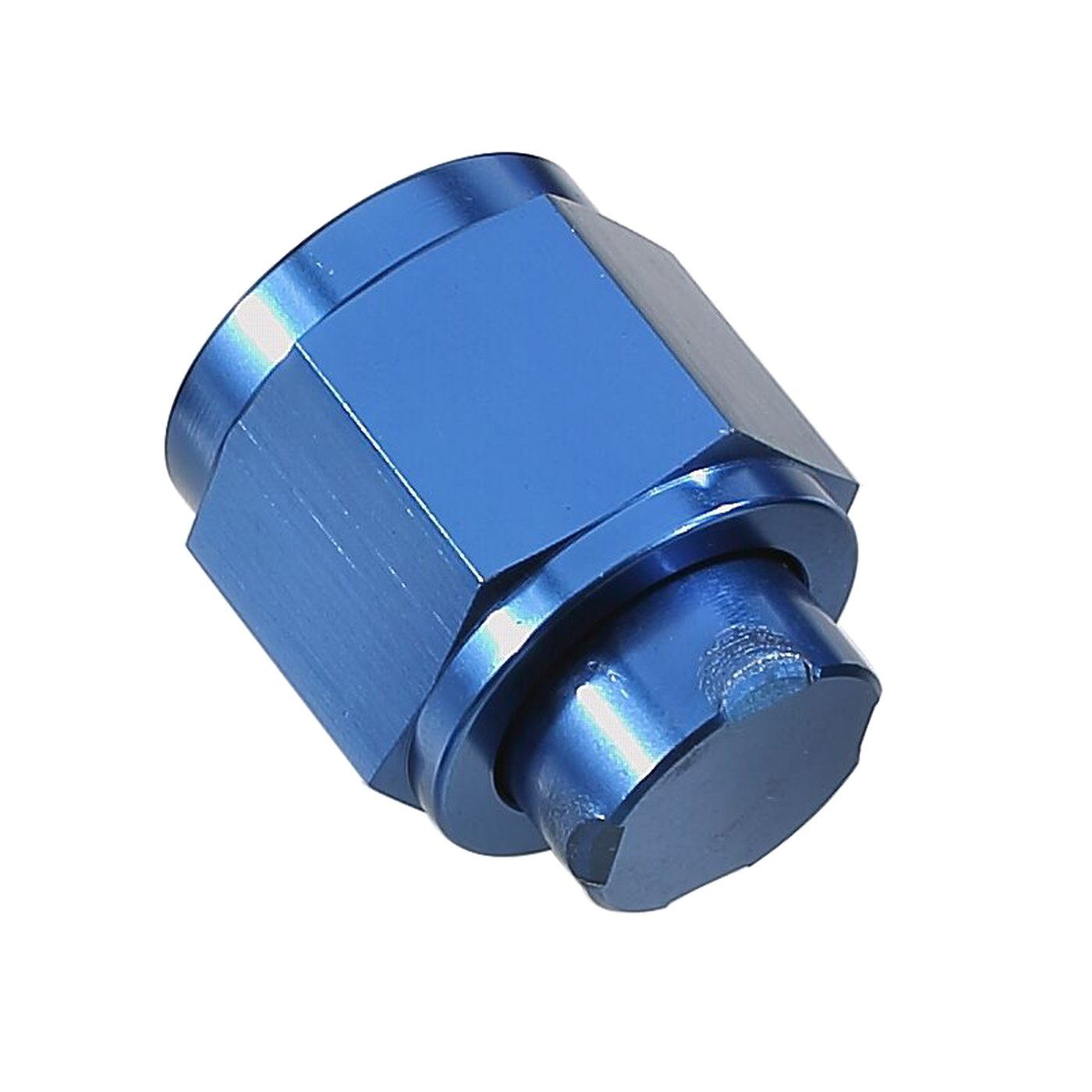 Female 4AN to 3AN Male Flare AN Reducer Fitting Hose Reducing Aluminum Fuel Line Fittings Adapter Extender AN4-AN3