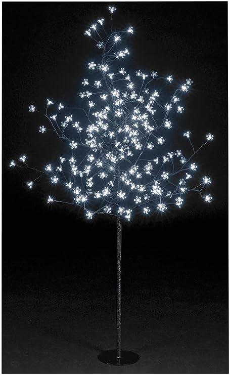 christmas led light tree