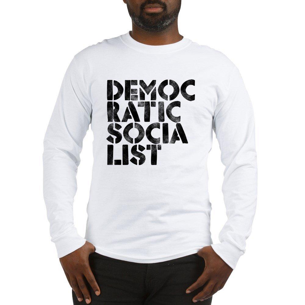Democratic Socialist Stencil T Shirt Unisex T Shirt 9848
