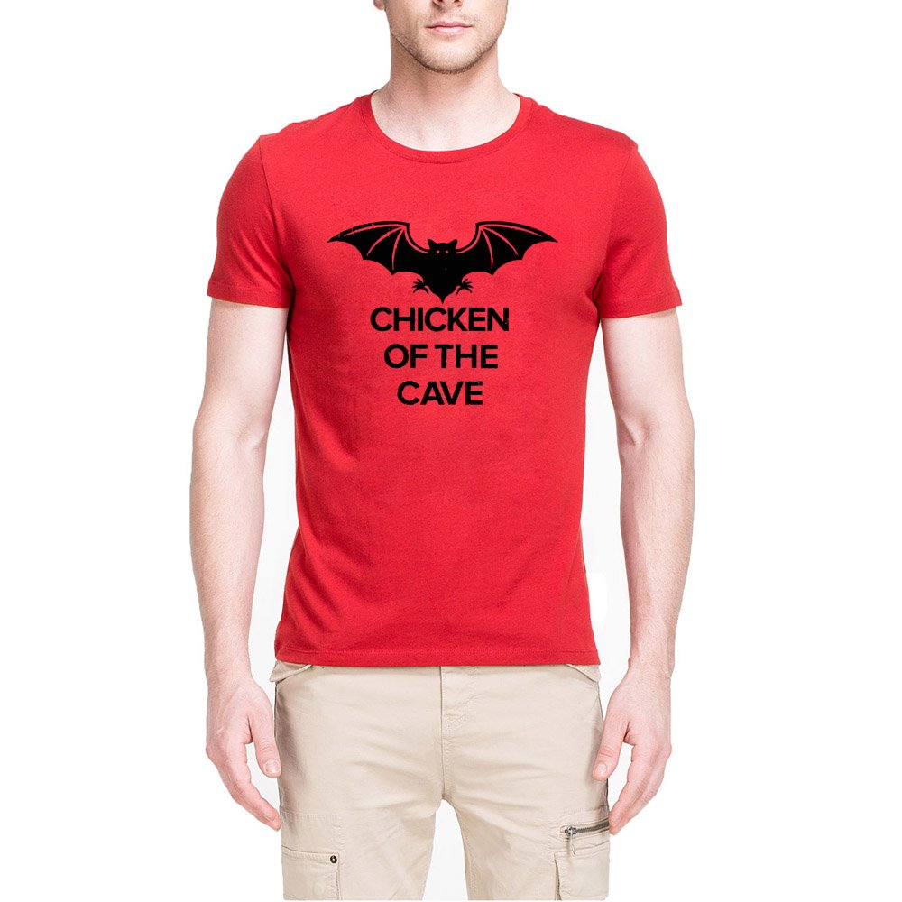 Loo Show S Chicken Of The Cave Casual T Shirts Tee