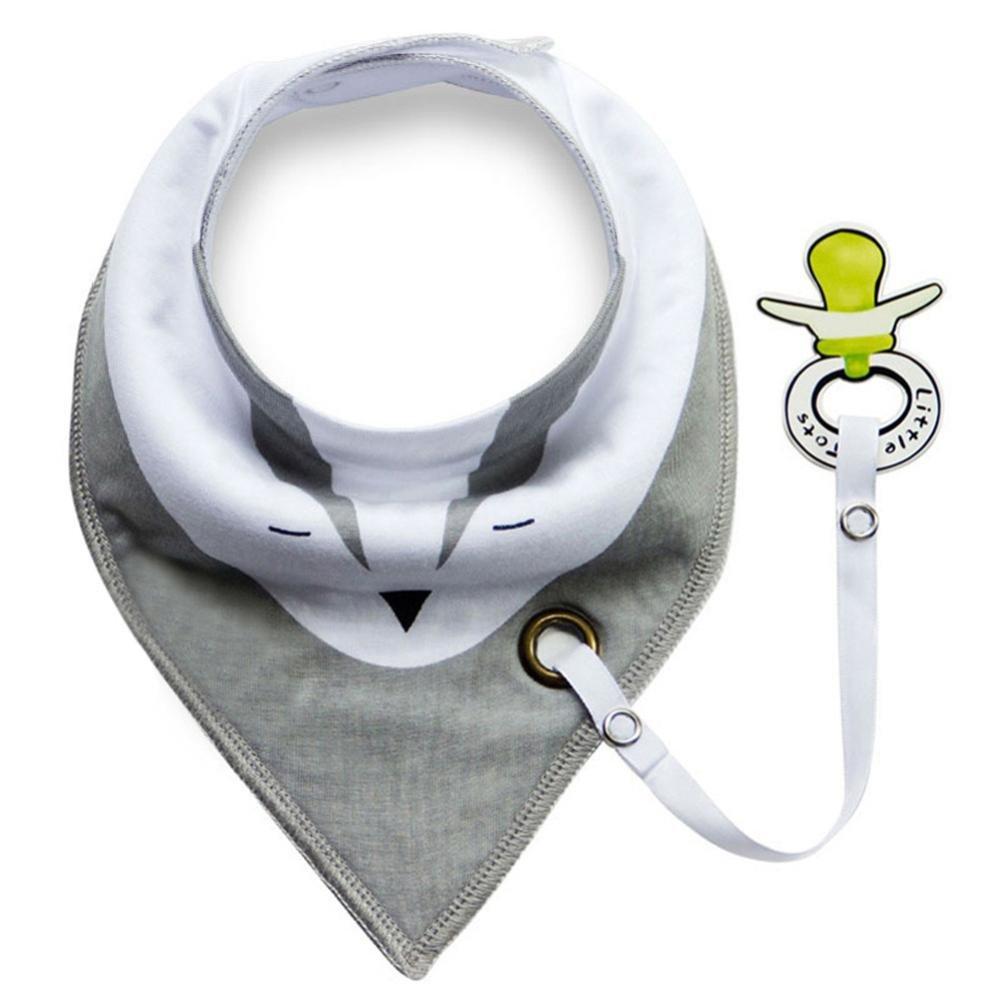 Waterproof Bibs Jaminy Baby Newborn Infants Kids Cotton Waterproof Bib Baby Triangle Bibs Saliva Towel F