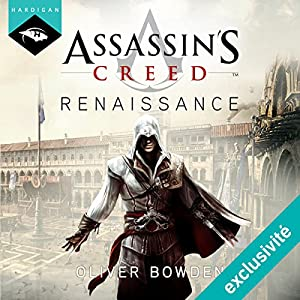 [audiobook] Oliver Bowden - Assassin's Creed Renaissance [mp3]