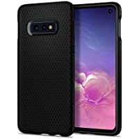 Spigen 609CS25836 Liquid Air Designed for Galaxy S10e Case Cover (2019), Matte Black