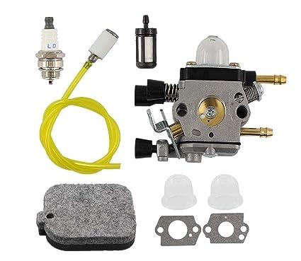 Amazon.com: Carburador para Stihl BG45 BG46 bg55 BG65 bg85 ...
