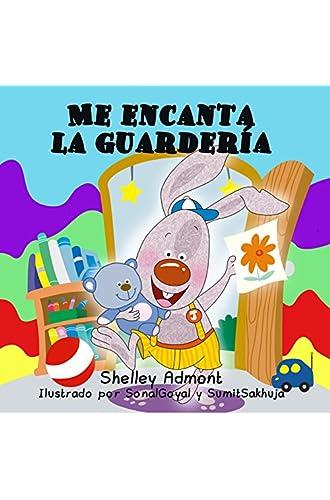 Libros Para Niños: Me Encanta La Guardería Libro En Español, Libros En Español Para Niños, Spanish Kids Books