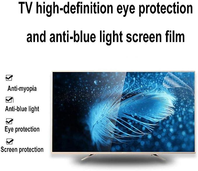 N / A 65 Pulgadas TV contra la Pantalla Azul de/película de Filtro de luz de protección/reflexión antirreflejos Son más Suaves de luz por LED LCD HD OLED QSD 1440 809 mm *,
