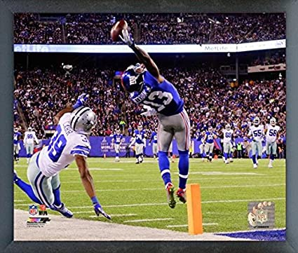 5c0bb379c Amazon.com  Odell Beckham New York Giants Action Photo (Size  12