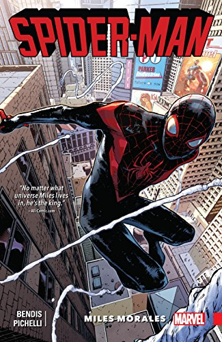 Spider man miles morales vol 1 spider man 2016 ebook brian 1 spider man 2016 fandeluxe Image collections
