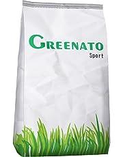 Rasensamen Greenato Sport Sportrasen Sport- und Spielrasen Spiel Rasen Grassamen Rasensaat Gras