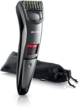 Philips QT4015/16 - Barbero sin cable Serie 3000 para barba de dos ...