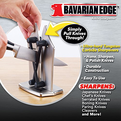 bavarian edge kitchen knife sharpener by bulbhead. Black Bedroom Furniture Sets. Home Design Ideas