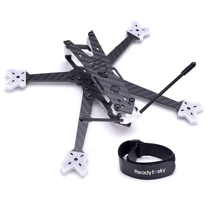 Readytosky LR - Marco de dron de Carreras de Fibra de Carbono con ...