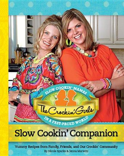 crock pot girls cookbook - 2