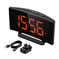 Mpow Didital Alarm Clock with 6 Brightness Level