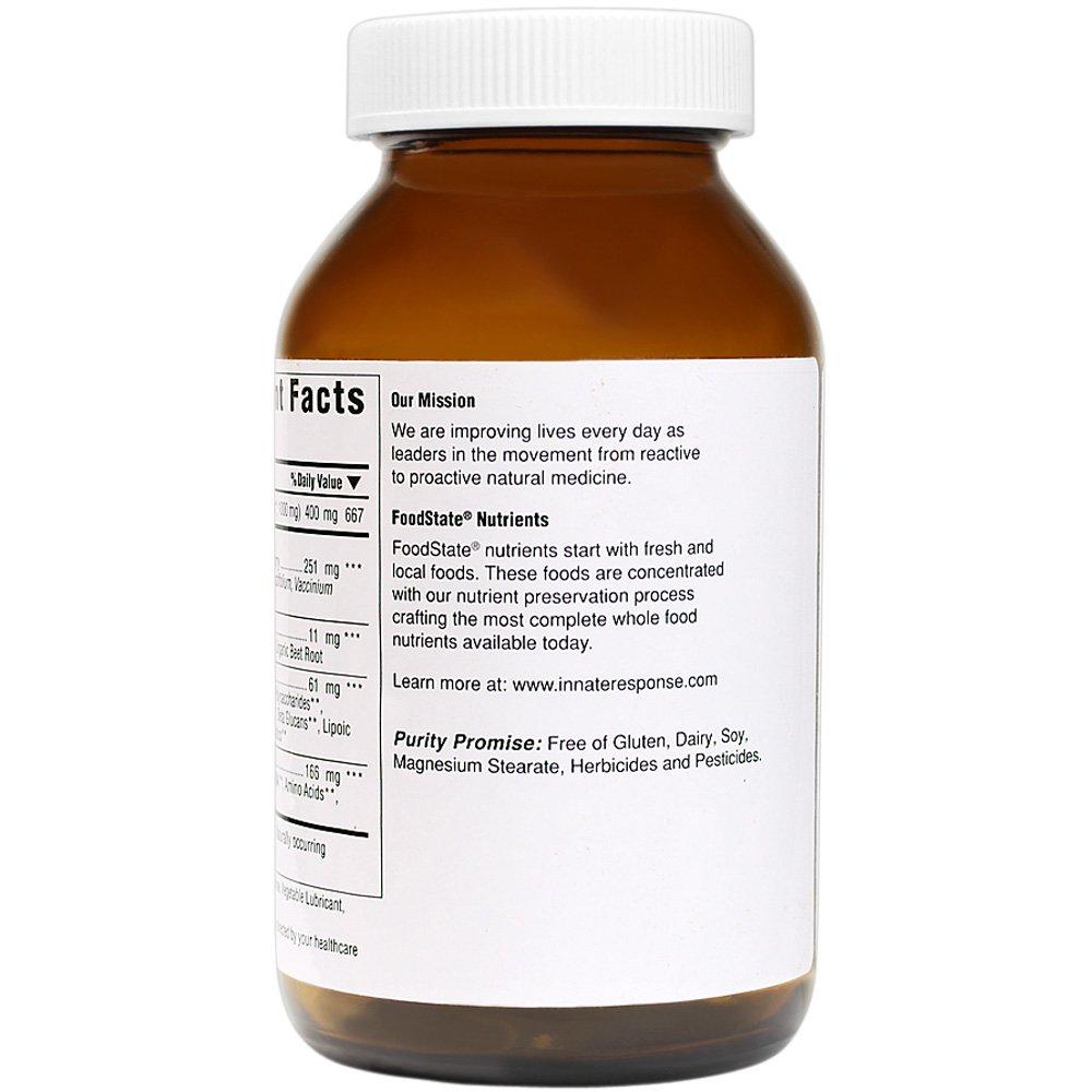 INNATE Response Formulas - Vitamin C-400, Gentle and Effective Immune Support, 180 Tablets by INNATE Response Formulas (Image #7)