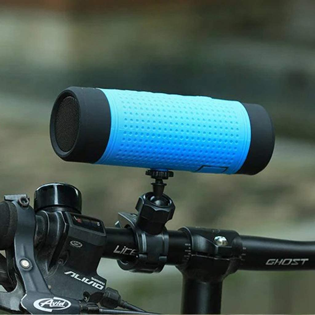 ZJHNZS Altavoz Bluetooth Bicicleta Bluetooth v4.0 Altavoz Radio FM ...
