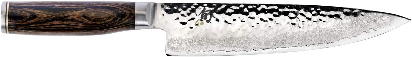 Shun Premier 8-Inch Chef's Knife (Silver)