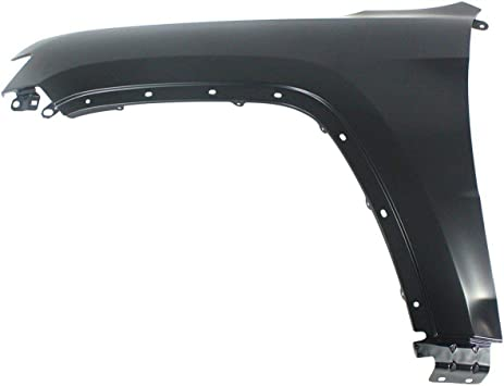 New Front Driver Side Fender Fits Nissan Rogue NI1240212