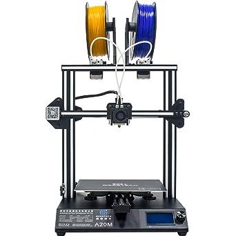 Amazon.com: GEEETECH A20M Impresora 3D con impresión en ...