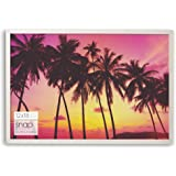 SNAP 12 by 18 Inch White Wood Photo Frame #13FW1310