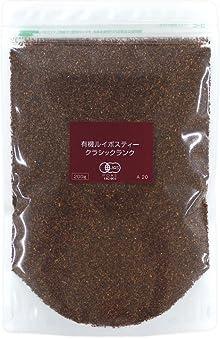 nichie ルイボスティー オーガニック クラシック 茶葉 200g