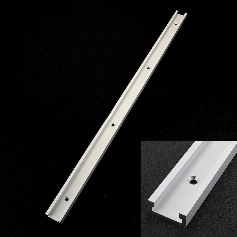 F/ührungsschiene Gehrung Schiene f/ür Tischkreiss/äge 600/×30/×10 mm aus Legierung T-Track Miter Bar
